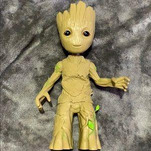 Marvel Baby Groot Tree Man Action Figure Model Toy